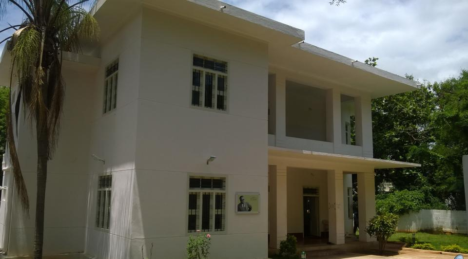 The house which RKNarayan built in 1952 in Yadavagiri, Mysuru, is a museum today, maintained by Mysuru City Corporation.