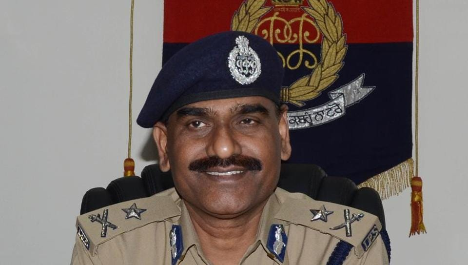 Ludhiana commissioner of police RN Dhoke
