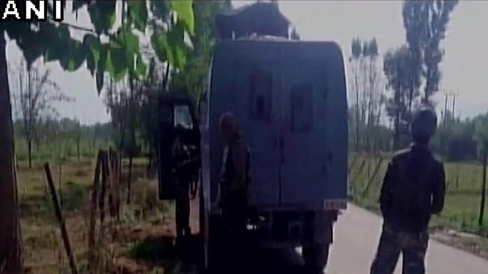 J-K encounter,Tral,Indian Army