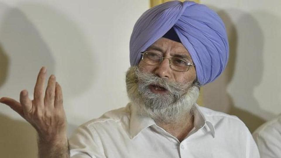 AAP leader HS Phoolka said he has conveyed his decision to the party high command.