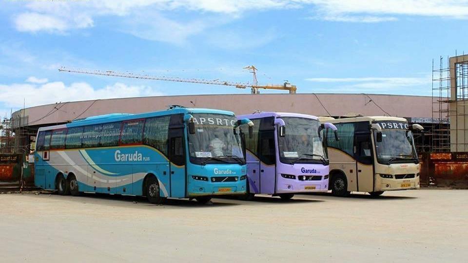 Bus Scam,Andhra Pradesh,Telangana