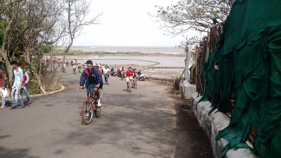 Mumbai city news,Cycling in Mumbai,Mumbai cycling groups