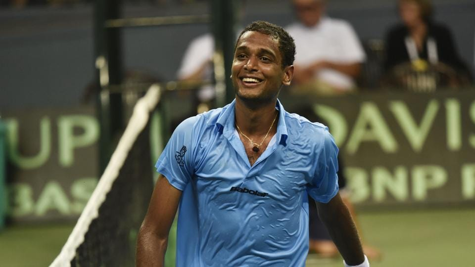 Ramkumar Ramanathan recently enjoyed the biggest win of his career, beating world number eight Dominic Thiem at the Antalya Open.