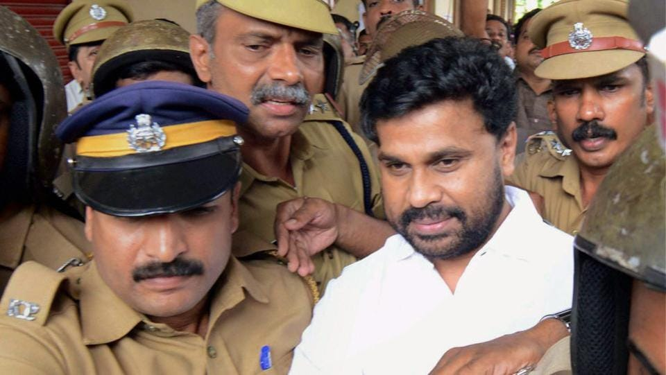 Actress assault case: Dileep makes the policemen laugh in jail