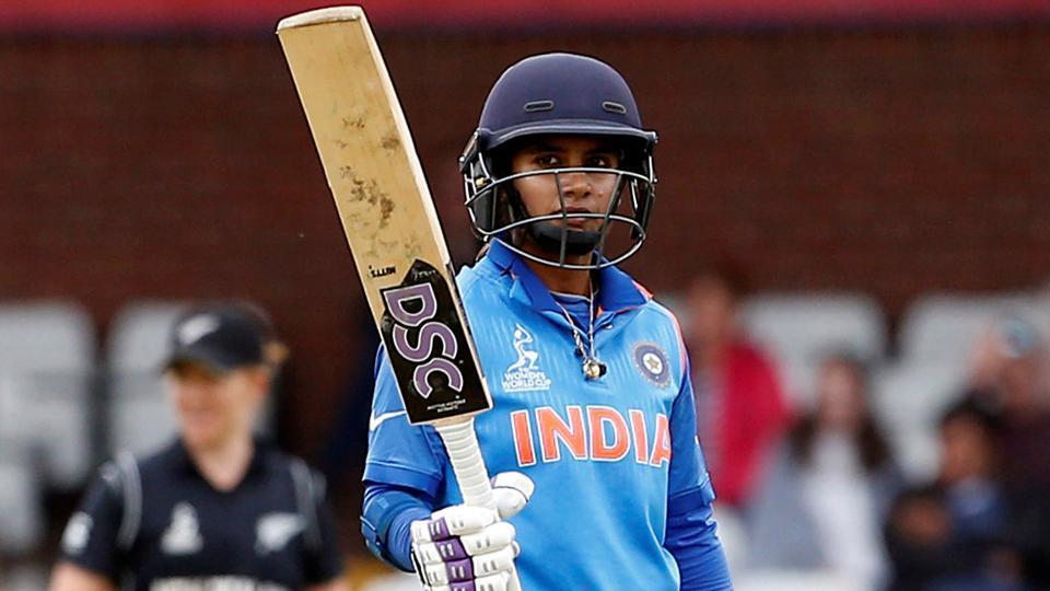 Mithali Raj,ICC Womens World Cup 2017,India national womens cricket team