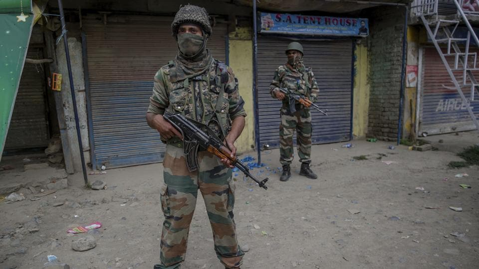 Representative Image | Some of these videos, which had surfaced on social media, were doctored to some extent and do not give the entire story, the General Officer Commanding of Srinagar-based 15 Corps said.