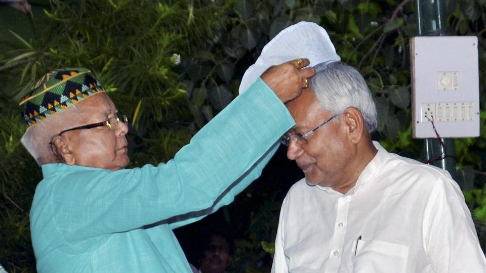 The Janata Dal (United) of Nitish Kumar wants RJD chief Lalu Prasad's son Tejashwi Yadav to come clean.