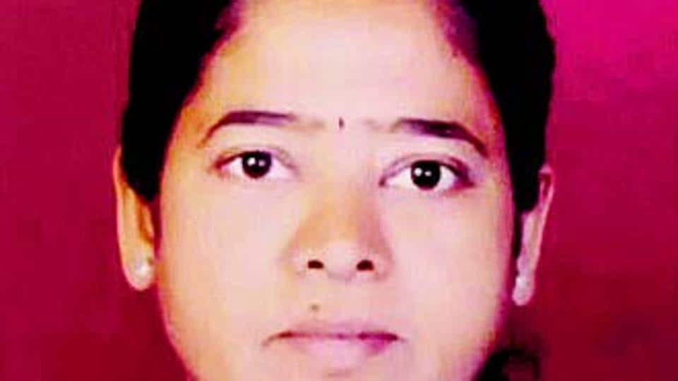 Byculla jail inmate Manjula's Shetye, who was allegedly murdered on June 23.