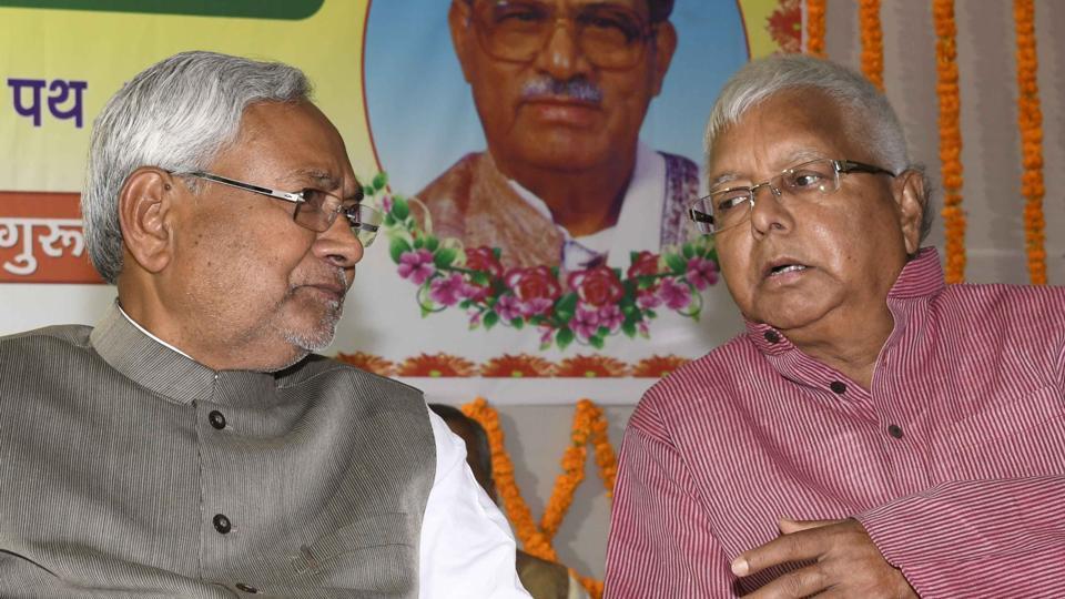 The JD(U) has stepped up pressure on alliance partner RJD over a corruption case involving Bihar deputy chief minister Tejashwi Yadav.