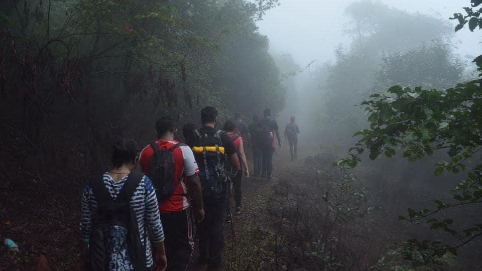 Mumbai city news,Treks from mumbai,Trekking in maharashtra