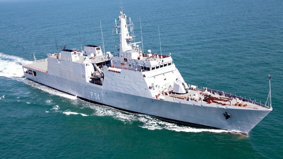 Sri Lankan Navy,Warship,Made-in-India warship