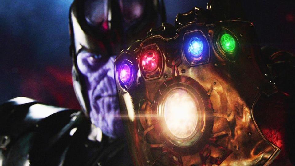 Marvel,Avengers: Infinity War,Teaser Trailer