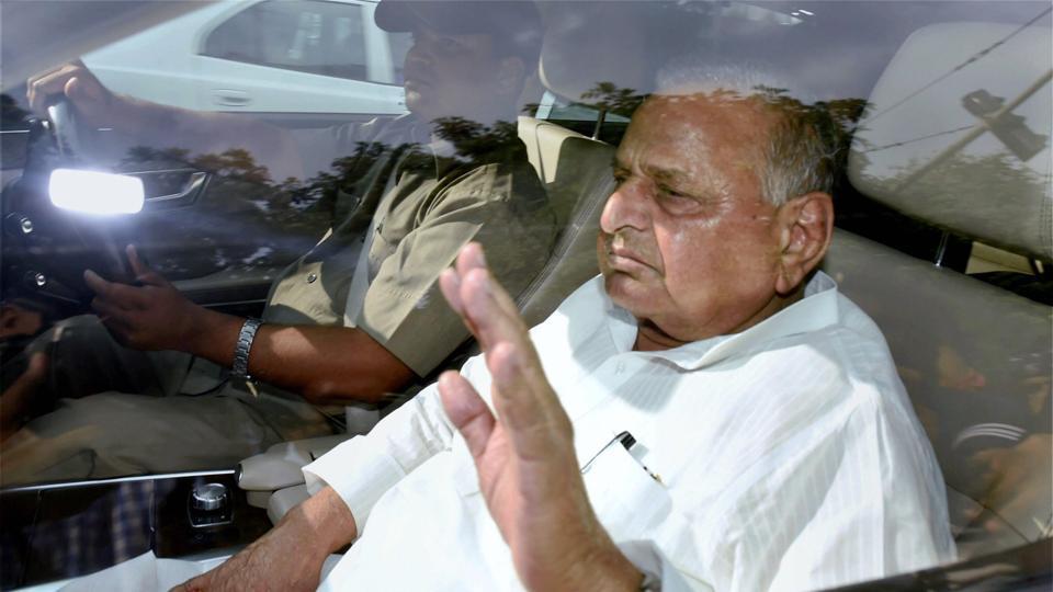 Samajwadi Party,Ram Nath Kovind,Presidential polls