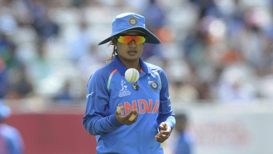 Mithali Raj inched closer to the top of the ICC's batting rankings.