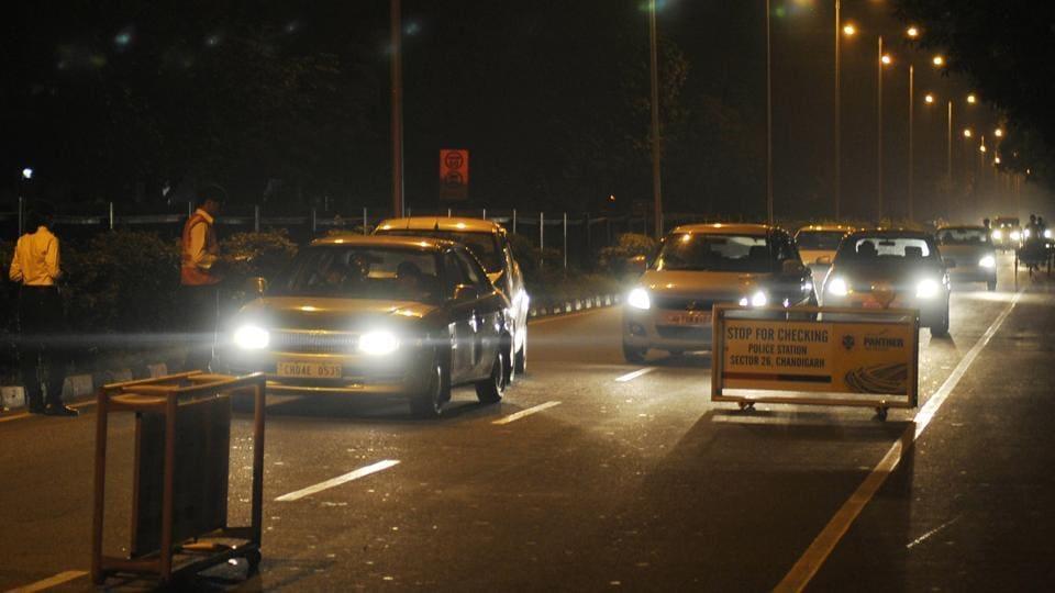 Road safety,challans,Chandigarh