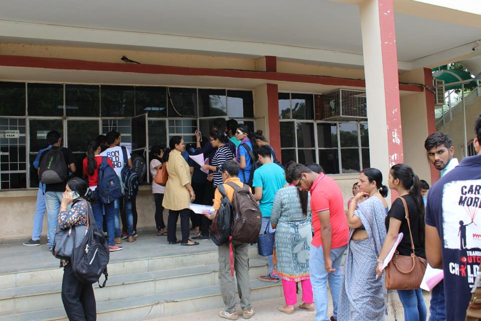 More than two lakh students were allotted seats in the two admission rounds conducted between July 12 and 24