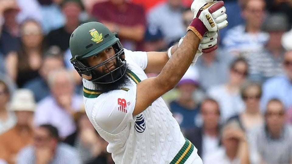 Hashim Amla's 87 helped South Africa set England a target of 474 on Day 3 of the second Test at Trent Bridge. Get full cricket score of England vs South Africa, 2nd Test, Day 3 here .