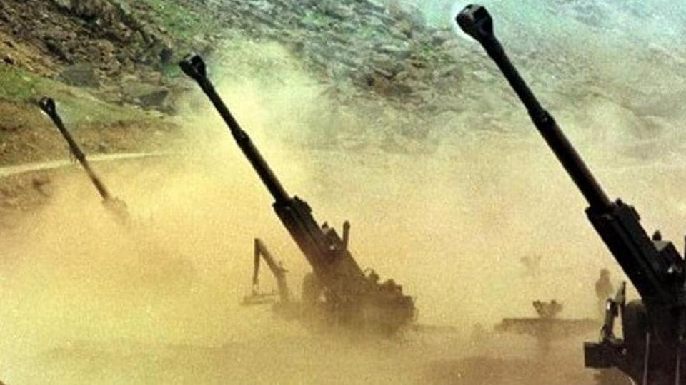 The test-firing of the guns is primarily aimed at collating and determining critical data. The trials will continue till September for formation of the 'firing table', which is a major aspect of the overall induction process. (Representational photo)