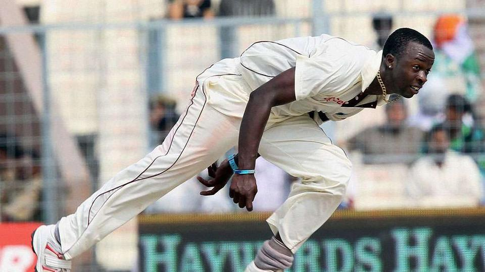Kemar Roach last played a Test for West Indies in 2016.