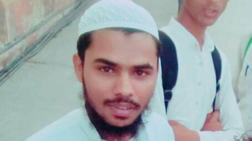 Hafiz Junaid was lynched by some passengers in a train following a scuffle over a seat.