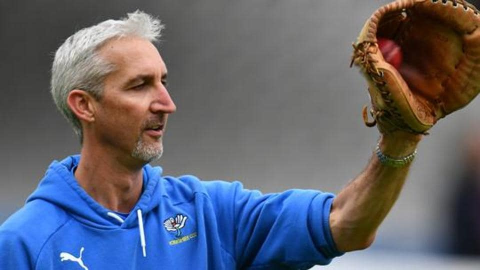 Jason Gillespie was appointed as the interim coach of Papua New Guinea earlier this week.