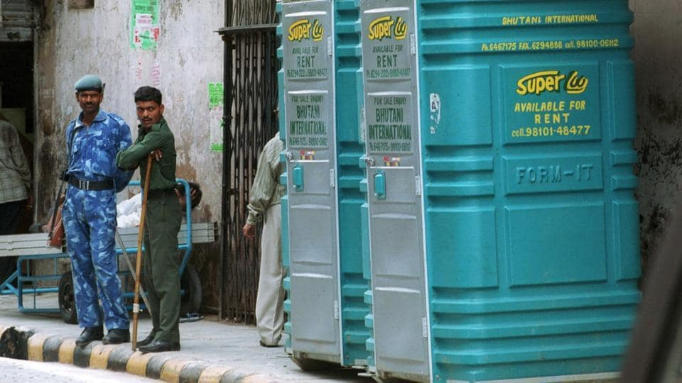 South Corporation,South MCD,mobile toilets