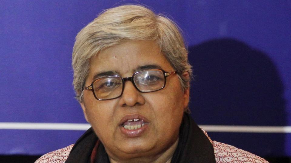 Shabnam Hashmi,activist threatened,shabnam hashmi threatened