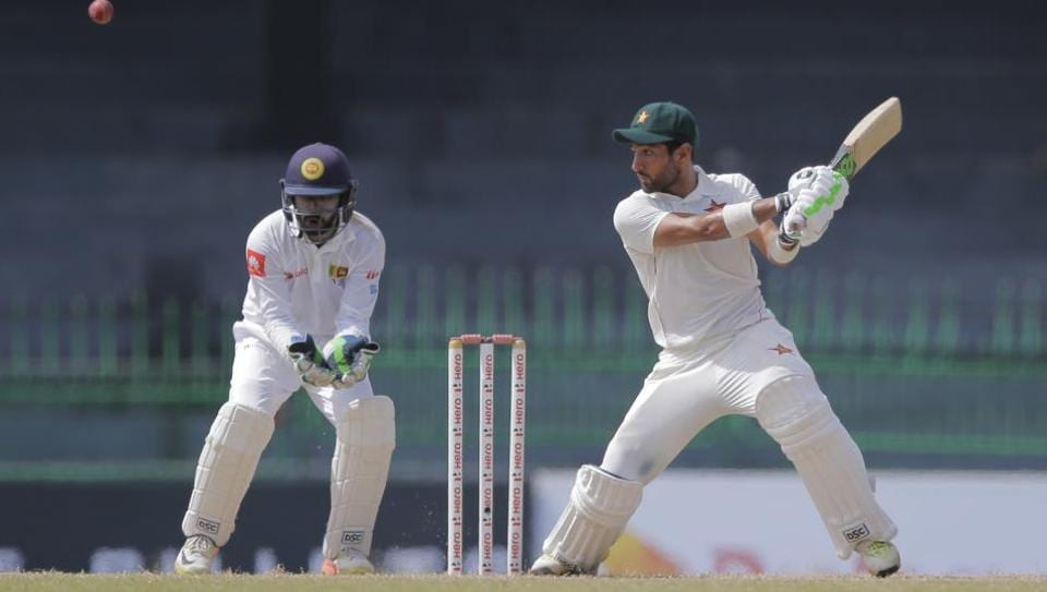 Image result for Raza 97 puts Zimbabwe on top in Sri Lanka Test
