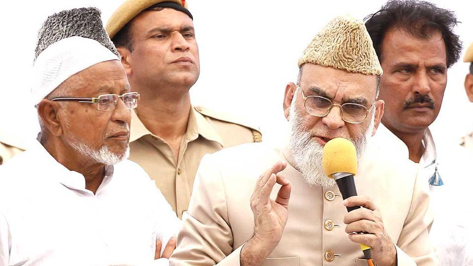 Shahi imam Syed Ahmed Bukhari  said whenever ties between the two countries are tense it directly affects the Muslims of India.