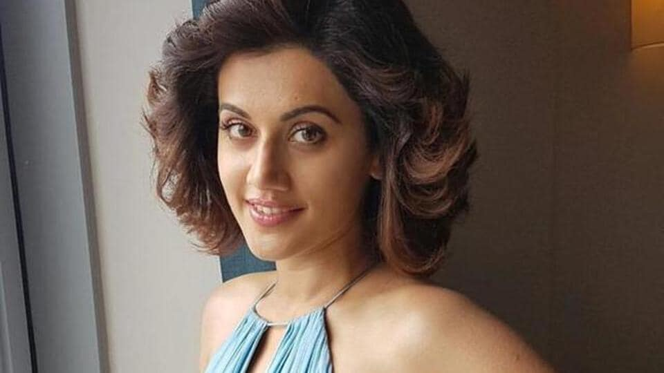 Taapsee Pannu will be one of the two female leads in the film.