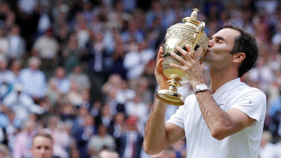 Roger Federer,Wimbledon,Marin Cilic