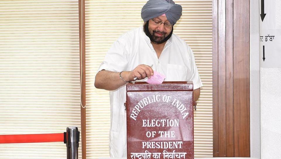 Punjab,Haryana,14th President
