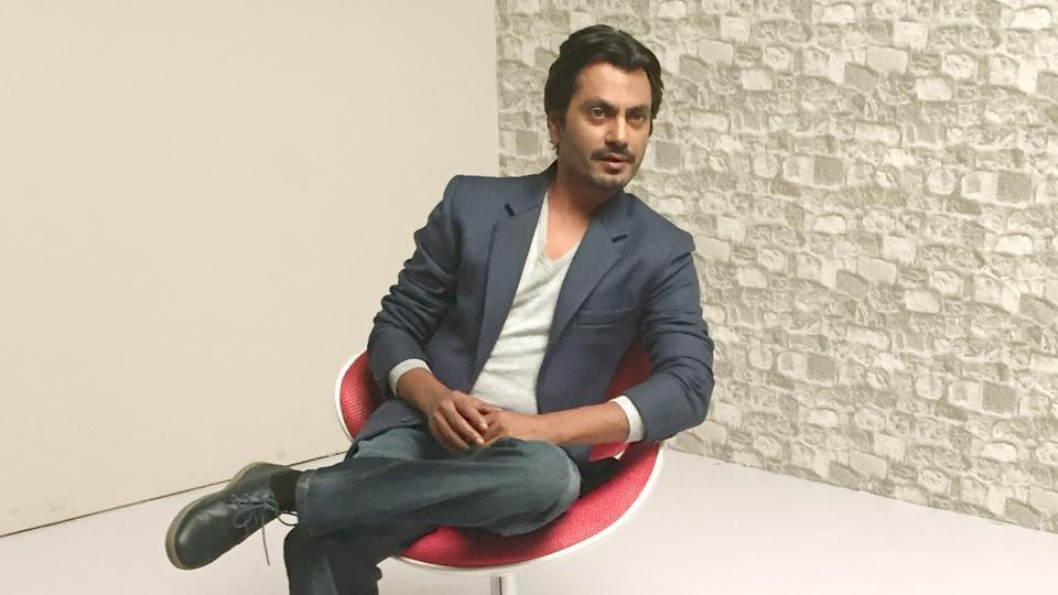 Nawazuddin Siddiqui says he is happy with the way his career is progressing.
