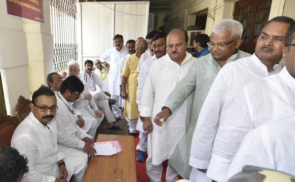 Prez election,Bihar polling,Grand alliance fault lines