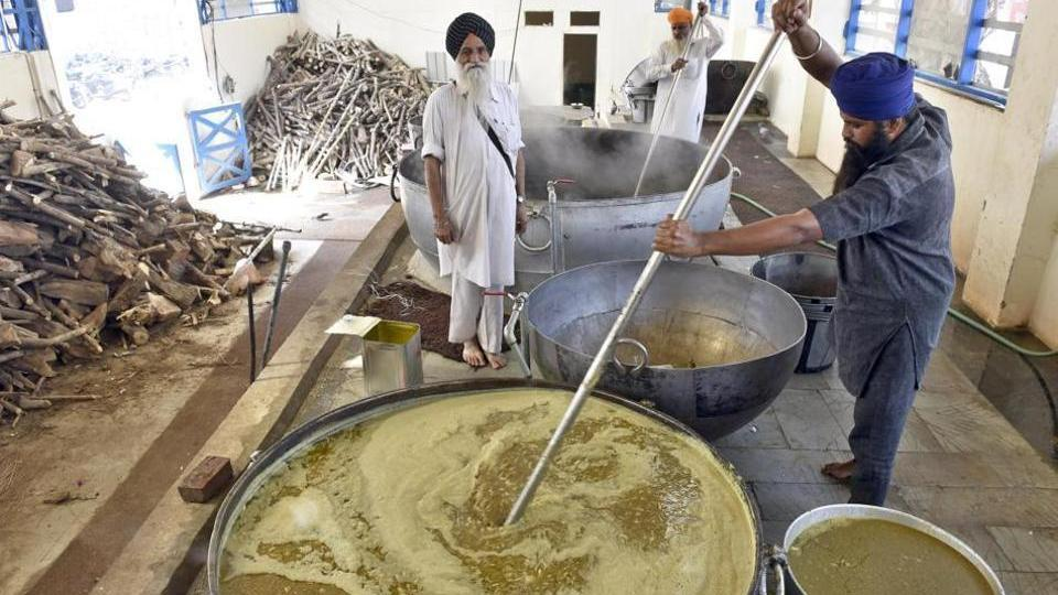 The chief minister said the GST is also payable on the sale of 'prasad' and this is impacting temples, gurdwaras and other religious institutions.