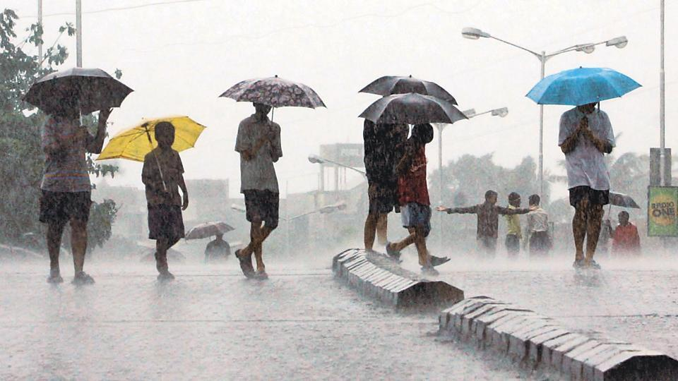 City Crawls as Heavy Rain Continues to Disrupt