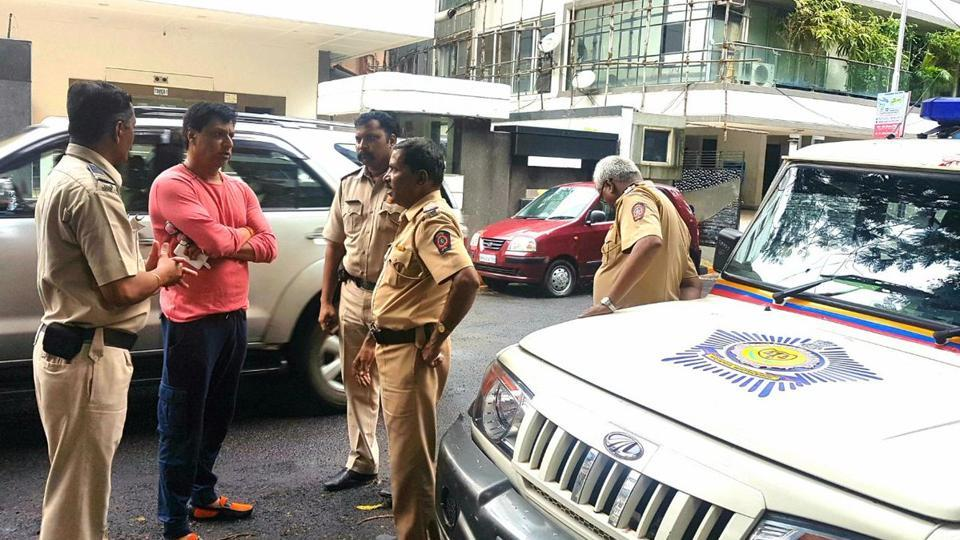 The security has been provided after a scheduled press conference of Bhandarkar in Nagpur was cancelled when Congress activists did not allow him to come out of his hotel.