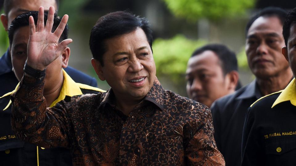 Indonesian watchdog names parliamentarian as suspect in US$173 million corruption case