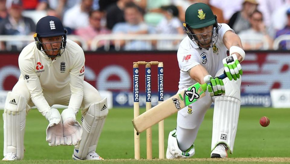 South Africa skipper Faf du Plessis praised his side for getting back to doing the basics right.
