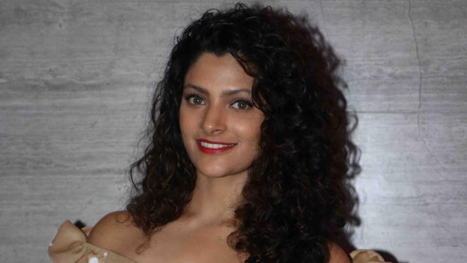 Saiyami Kher made her Bollywood debut with Mirzya in 2016.