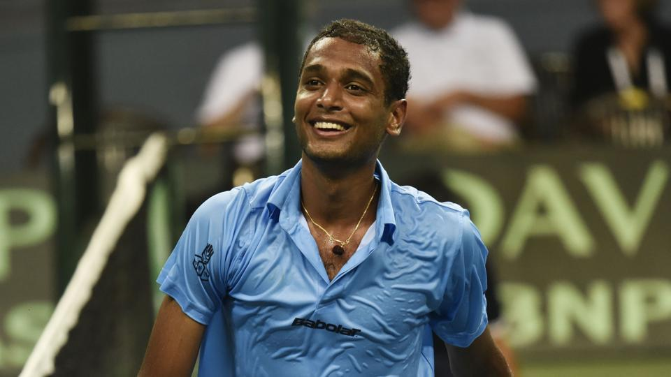 Ramkumar Ramanathan has reached his best ever ATP singles ranking.
