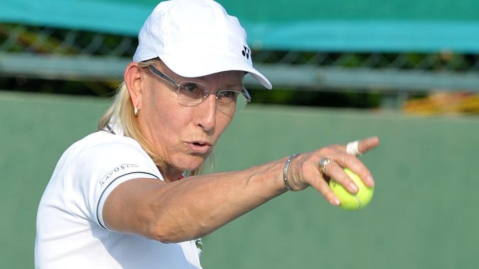 Roger Federer,Martina Navratilova,Wimbledon