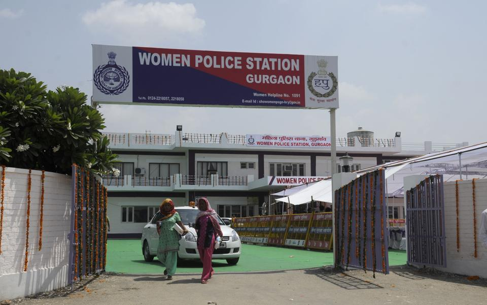 The victim registered an FIR at the women's police station.