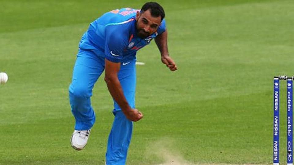 The local youths allegedly tried to barge into Mohammed Shami's house.