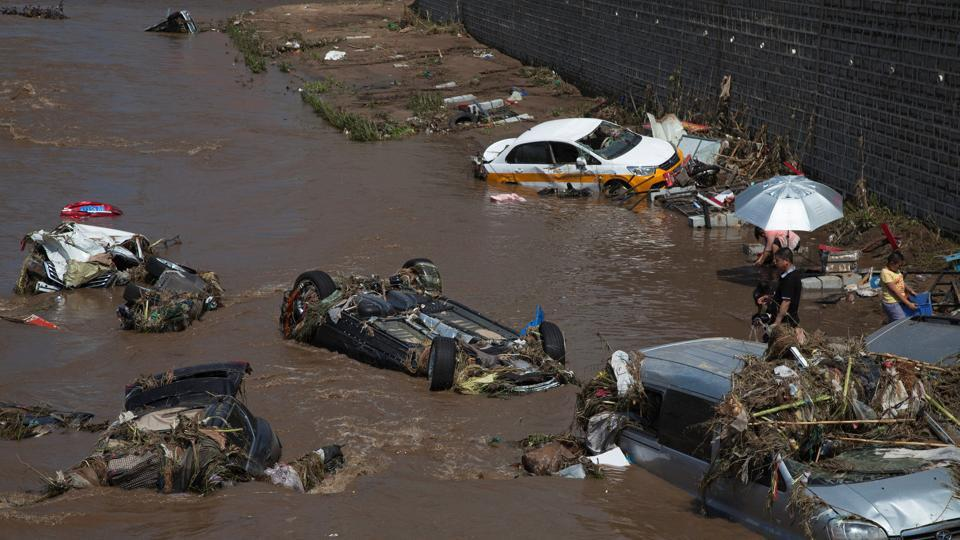 China floods,Floods in China,Natural disaster