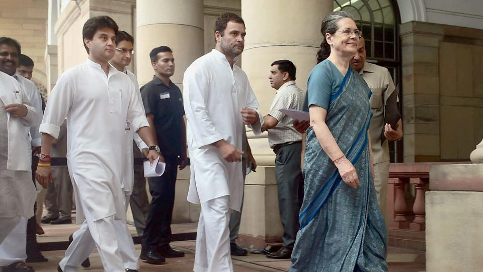Congress,Monsoon session of Parliament,Monsoon session