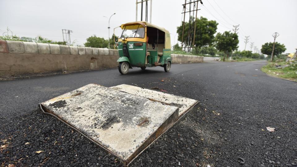 Noida,Noida news,traffic in Noida
