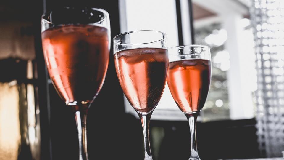 Rosé wine,Gastronomy,Rosé popsicle