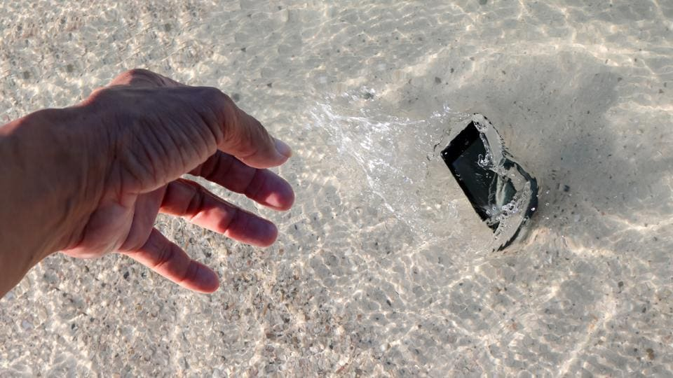 Smartphones get dropped or submerged in water for all kinds of reasons, and not all models are water resistant.
