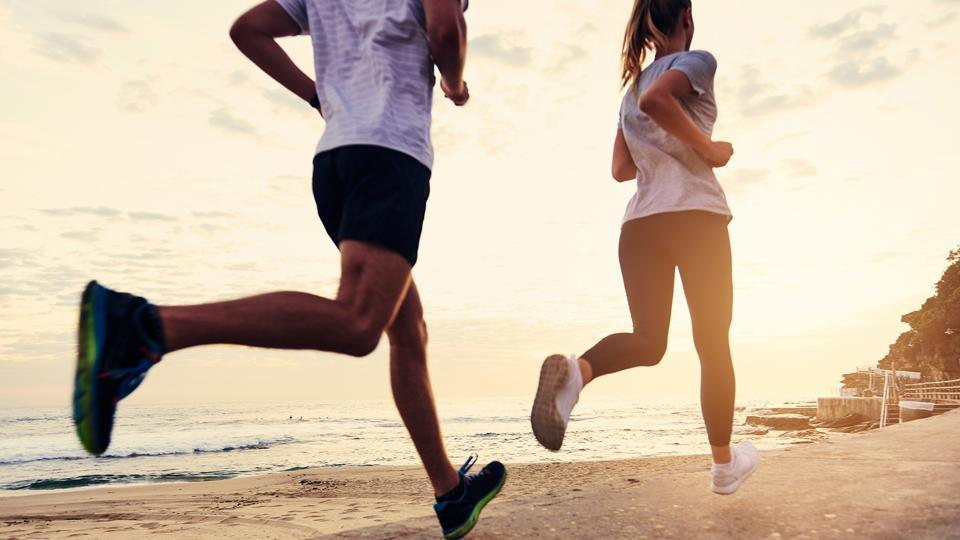 Exercise,health,Benefits of running on sand